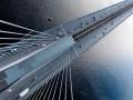 В Киеве у Южного моста на месяц перекрыли движение