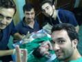 Хорошие новости 22 сентября: именины Чубарова и спасение девочки в Сирии