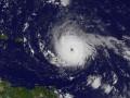 Ураган Ирма уничтожил остров в Карибском море