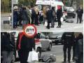 В Киеве посреди улицы скончался мужчина