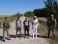 Трое кубинцев вплавь переправились в Украину из России