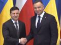 Зеленский и Дуда обсудили агрессию РФ против украинского государства