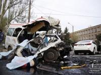 Кровавое ДТП в Кривом Роге: один из водителей задержан