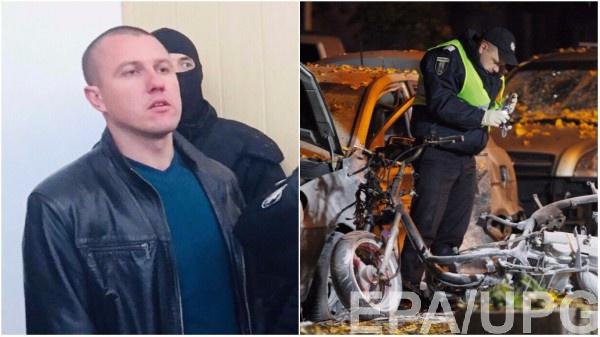 30-летний Руслан Кушнир охранял Игоря Мосийчука