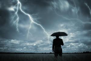 Британские ученые предрекают Украине дожди