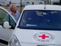 Красный Крест приостановил свою деятельность в Украине