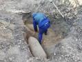 В Киевской области нашли три бомбы весом в полторы тонны