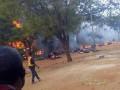 В Танзании при взрыве бензовоза сгорели 60 человек