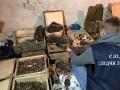 На Харьковщине нашли крупный тайник боеприпасов