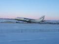 Ан-124 Руслан спас швейцарский Boeing в Канаде