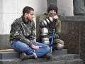 Самооборона районов Киева снова набирает добровольцев