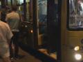 В Киеве пассажир автобуса открыл стрельбу