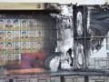 В Луцке сгорел мемориал героям Майдана и АТО