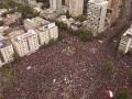 Около миллиона человек вышли на митинг в Сантьяго
