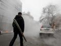 В Одессе из-за прорыва водопровода затопило улицы