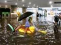 Шведы превратили в бассейн затопленный подземный переход у вокзала