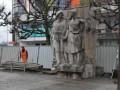 В Польше демонтировали памятник благодарности советской армии