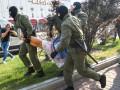 В Минске на женском марше десятки задержанных