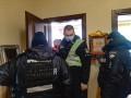 В Киеве мужчина зарезал жену и пытался сбежать