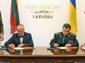 Украина и Литва подписали меморандум о военной подготовке ВСУ