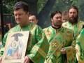 Порошенко в рясе: Митрополит УПЦ рассказал о знаменитом фото