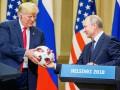 Трамп и Путин заявили об оздоровлении отношений