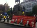 Домой оккупанты: в Чехии протестовали из-за приезда Ночных волков