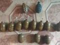 У жителя Луганской области изъяли 13 гранат