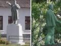 В Одесской области восстановили коммунистические памятники