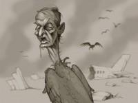 Смерть Задорнова: сатирика оплакивают и проклинают