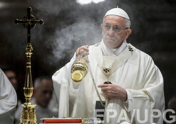 Папа Римский Франциск (Хорхе Марио Бергольо)
