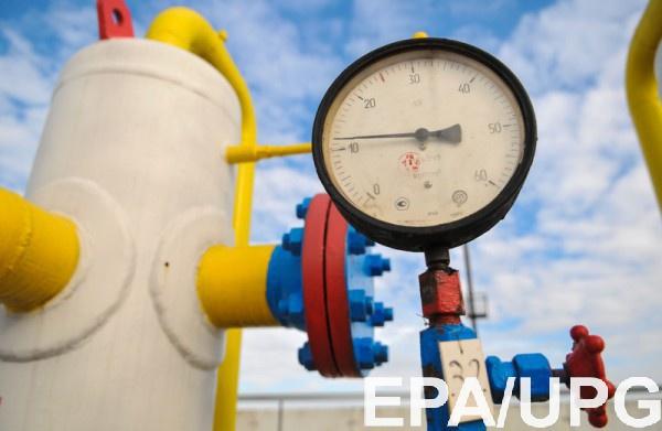 В Украине крупнейшие подземные газовые хранилища в Европе