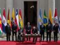 Восемь стран Южной Америки создали новый политический блок