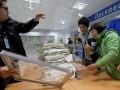 Выборы в Раду: завершен подсчет голосов на всех участках