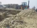 СБУ задержала семерых подозреваемых в добыче камня в зоне АТО