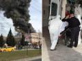 В Турции утечка ядовитого газа из-за взрыва на фабрике