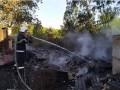 На Николаевщине 15 раз за сутки тушили пожары по неосторожности