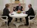 Мы вам перезвоним: чем закончились переговоры Путина, Меркель и Олланда