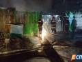 Титушки, пожар, взрывы: на Святошино возник строительный конфликт