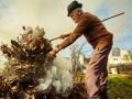 За сжигание опавших листьев хотят наказывать еще строже