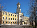 В музее МВД в Москве неизвестный захватил заложников