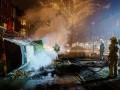 В Нидерландах почти 200 человек задержали за поджоги и ограбления