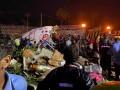 Жесткая посадка самолета в Индии: число жертв и пострадавших возросло
