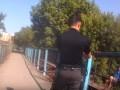 Харьковские патрульные спасли мужчину от самоубийства