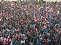 В Польше прошли массовые антиправительственные демонстрации