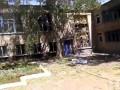 В Луганске под обстрел попал детский сад