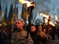 Одесситы факельным шествием почтили память погибших бойцов Азова
