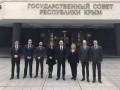 Сербские политики приехали в Крым поддержать оккупантов