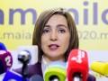 Санду официально объявили новым президентом Молдовы