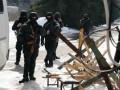 В Киеве полиция заблокировала базу Азова